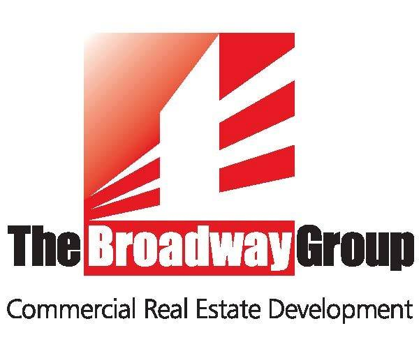 The Broadway Group Logo (PMS 1797 D)