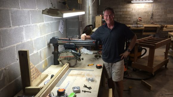 new radial arm saw